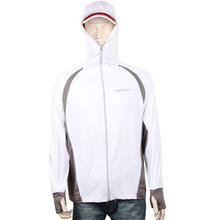 Quick Dry Long Sleeve Sun Protection Hooded Outdoor Camping Hiking Fishing  Clothes sun protection clothing