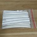 Kit de resistencia SMD 1206 Kit surtido 1ohm-1M ohm 1% 33 valoresx 20 piezas = 660 Uds Kit de Muestra