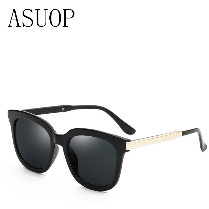 ASUOP new fashion ladies sunglasses classic high-end brand design - Apparel Accessories