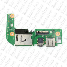 REV2.0 MB For ASUS X555 X555L X555LD X555LD_IO USB AUDIO CARD READER BOARD цена