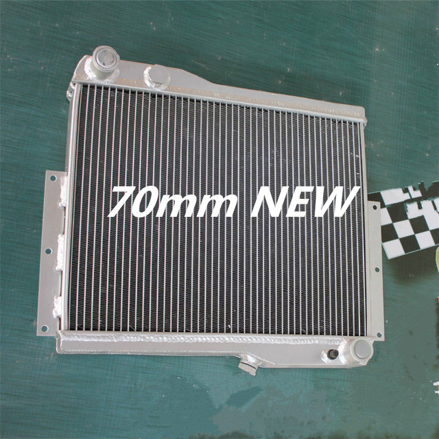 US $445 0 |high performance 70mm aluminum alloy radiator for MG MGB GT V8  1973 1976 1974 1975-in Radiators & Parts from Automobiles & Motorcycles on