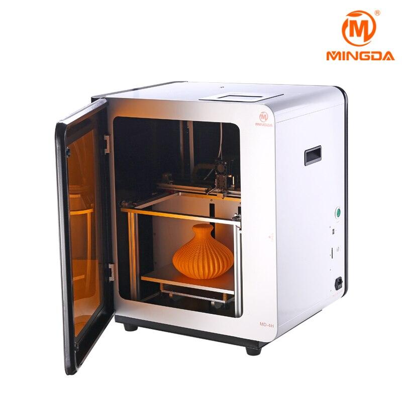 2019 vente chaude professionnel impression 3D impresora machine 300*200*200mm MD-4H bureau 3D imprimante à vendre