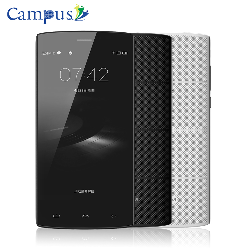Original HOMTOM HT7 MTK6580A 5 5 HD1280x720 Quad Core 3G Android 5 1 8GB ROM Smart