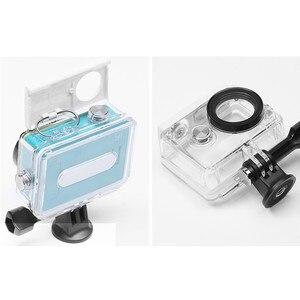 Image 4 - Boîtier étanche 40M pour Xiaomi Yi 2K étui pour caméra daction Yi accessoires