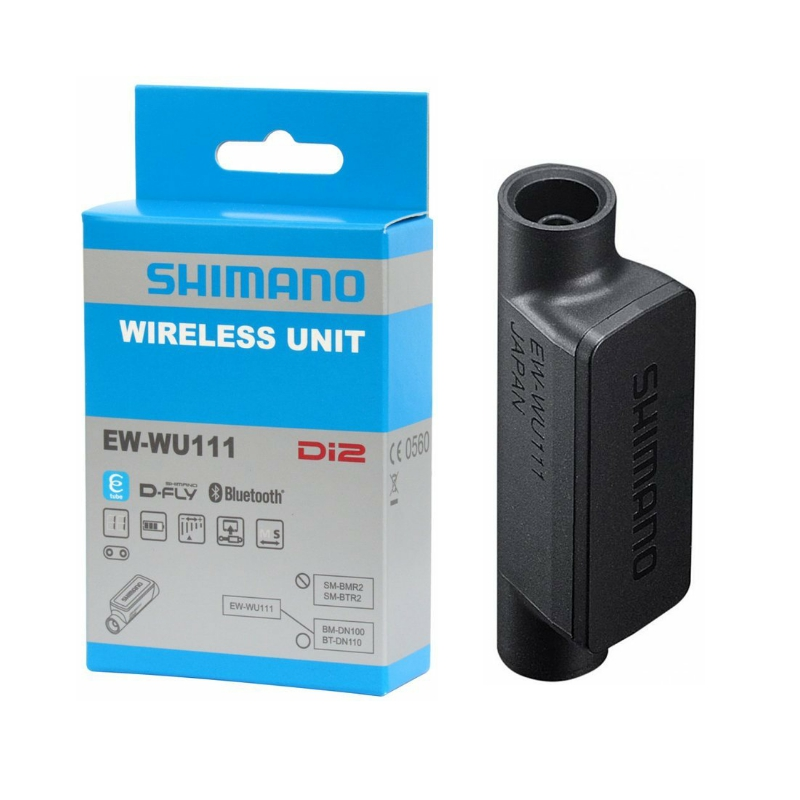 ANT 2 port Bluetooth Shimano Dura Ace Di2  D-Fly EW-WU111 Wireless Unit
