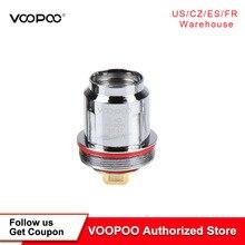 5 шт./упак. VOOPOO Uforce U2 U4 N1 N2 N3 P2 сменная катушка для Voopoo Uforce бак Voopoo перетащите 2 комплекта Voopoo перетащите мини комплект