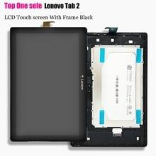 Fo lenovo Tab 2 A10-30 YT3-X30 X30F TB2-X30F TB2-X30L tb2-x30m a6500 10,1 «ЖК-дисплей Дисплей Панель с Сенсорный экран планшета Assemb