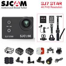 SJCAM SJ7 STAR Action camera SJ7 Ultra HD WiFi 2.0″ 170D underwater waterproof Helmet Cam Mini DVR camera Sport cam