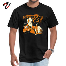Little Known Pavlovs Cat Male 2019 Tops Shirt Thanksgiving Day Pure Steven Universe T-shirts Nirvana able black Clothing