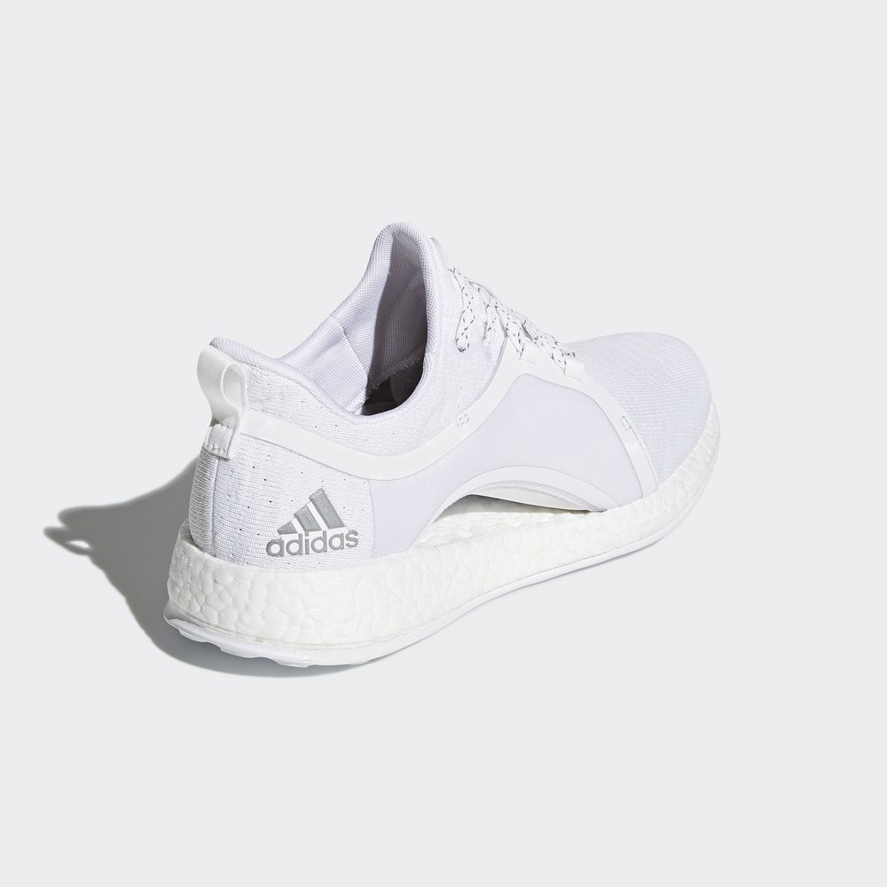 online store 1e8f2 7219e Original New Arrival Adidas Running Woman PureBOOST X Women s Running Shoes  Ultra Boost White Sneakers Ladies Outdoor Athletic-in Running Shoes from  Sports ...