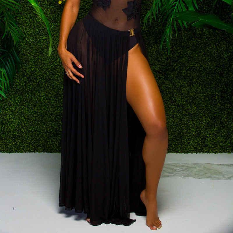 12b0e19871 ... Sexy Summer Beach Cover Up Bikini Swimwear Coverup Sarong Wrap Pareo  Skirt Swimsuit Swim Custome Cover ...