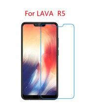 dc98f43e6af (Pack de 2) 9 H flexible protector de pantalla de vidrio para LAVA R5 · 13  colores disponibles
