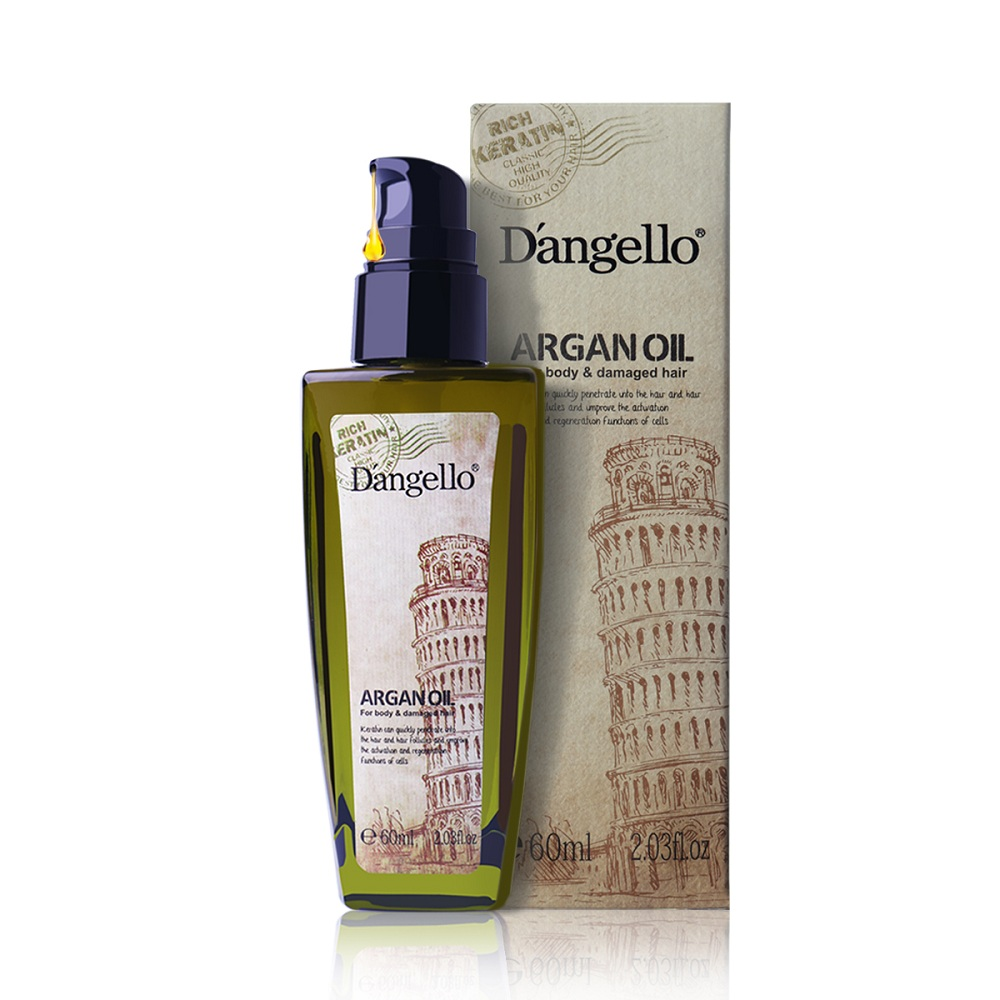 Dangello Hair Scalp Essence Oil Moroccan Argan Oil Treatment Hair Mask For Dry Hair,Morocco Hairs Care Straightening Split Ends. deoproce argan therapy hair essence