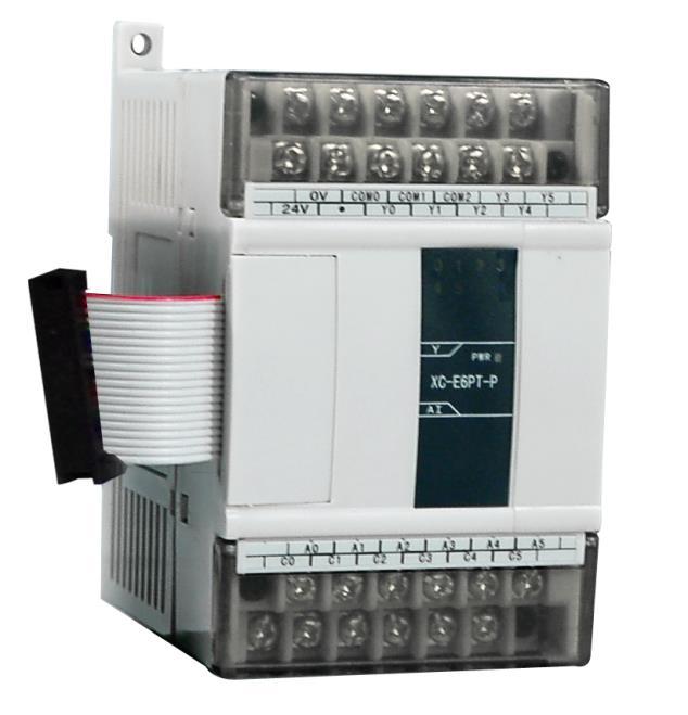XINJE XC-E6TCA-P ,Temperature control module of XC series PLC Extension Module ,HAVE IN STOCK,FAST SHIPPING xd e8x8yr xinje xd series xd plc extension module have in stock fast shipping