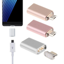 Sindvor Magnetic Micro USB Charging Adapter Magnetic Converter Data Charger For Samsung Huawei Xiaomi LG Sony HTC Android Phone