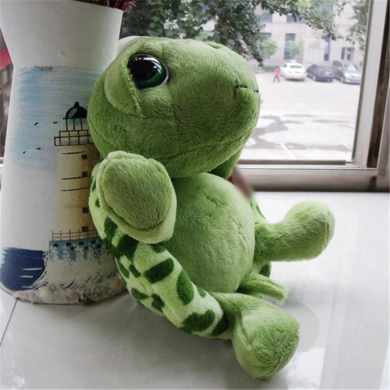 20-40cm Jumbo Squishy Toys Cartoon Big Eyes Turtle Plush Doll Cute Tortoise Doll Turtle Gift Toy For Unisex Childrens Gift