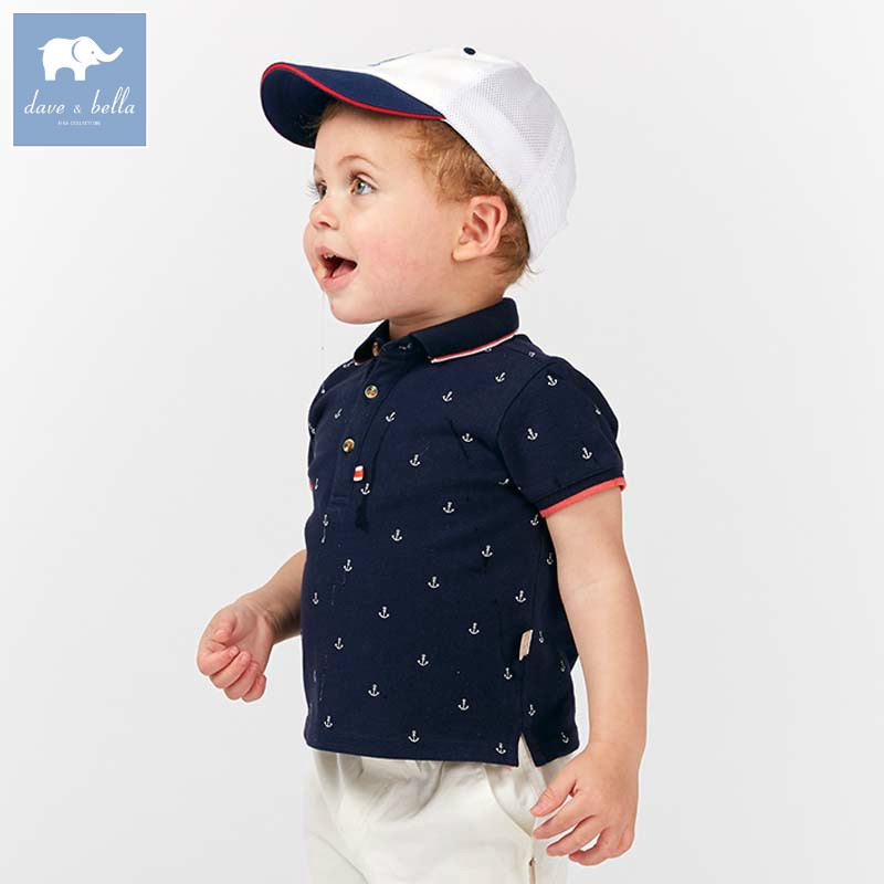 2e929aa1cc75 DB8290 dave bella summer baby outfits children high quality clothes kids  fashion suit infant toddler boys clothing sets 2 pc-in Clothing Sets from  Mother ...