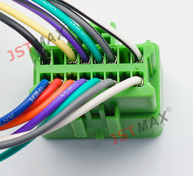 12 032 ISO Radio Plug for VOLVO C30 C70 S80 S40 V50 V70 XC70 ... Xc Wiring Harness Stereo on