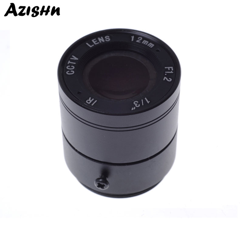 Wholesale CCTV CS  Lens 12mm  26.2 Degree 1/3