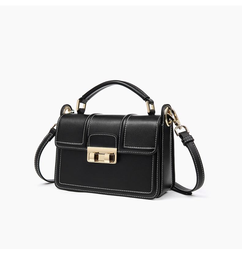 2018 New Korean Version The Small Square Women Bag Fashion Handbags Retro Shoulder Bag Messenger Bag цена
