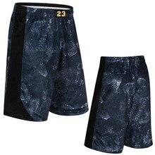 SYNSLOVE дизайн Печать Обучение № 23 lebron james баскетбол спортивные шорты для бега свободные половина длины плюс размер двойной карман