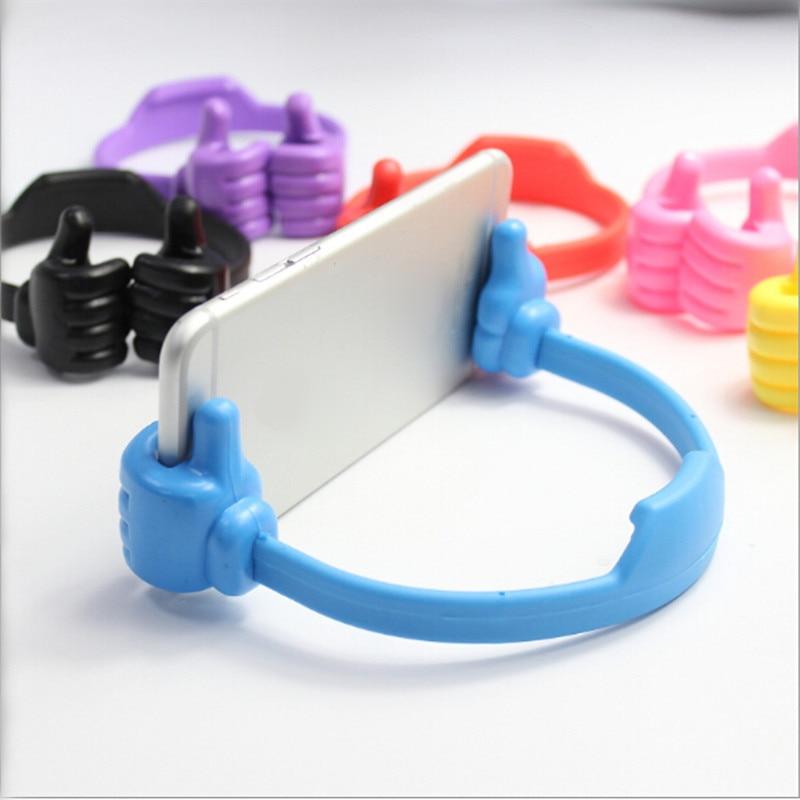 UVR Hand Modeling Phone Stand Bracket Holder Wholesale Mobile Phone Holder Mount For Cell Phone Tablets Universal Desk Holder 1