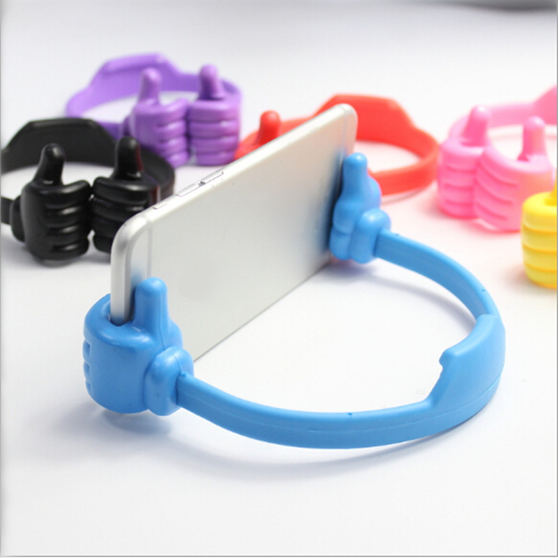 UVR Hand Modeling Phone Stand Bracket Holder Wholesale Mobile Phone Holder Mount For Cell Phone Tablets Universal Desk Holder