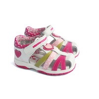 LOVELY Genuine Leather Girl Children Sandals Orthopedic Shoes Summer Kids Child S Princess Shoes