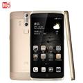 "Original ZTE Axon A2015 Mobile Phone Snapdragon 3GB RAM 32GB ROM 4G FDD-LTE 5.5""FHD Dual Back Cameras Fingerprint 3000mAh"