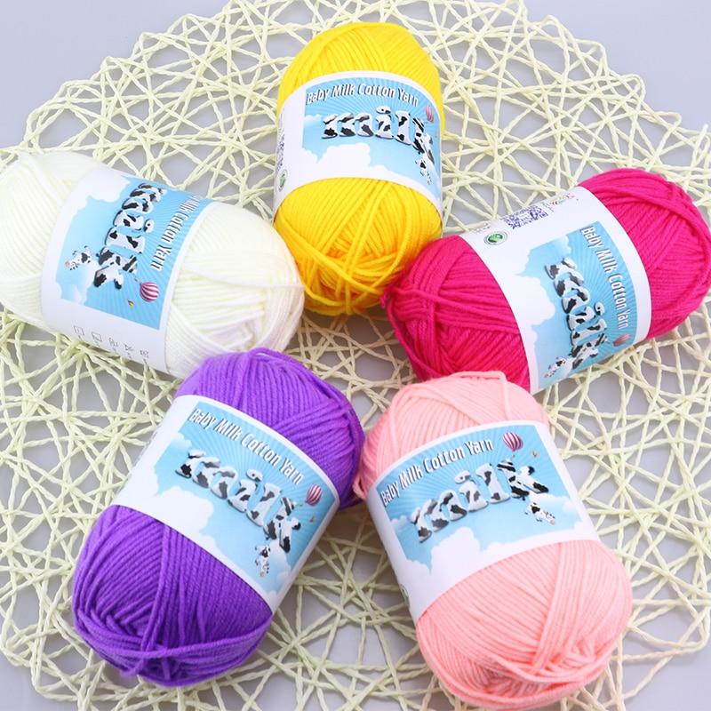 Veleprodaja mliječnog pamučnog kukičara guste pređe za pletenje - Umjetnost, obrt i šivanje - Foto 6