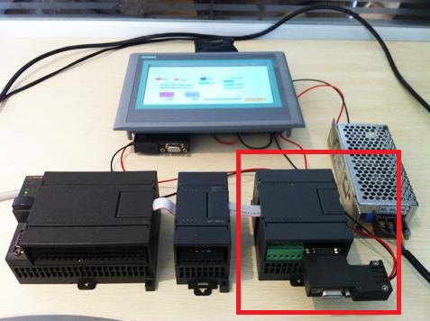 US $115 0 |PPI Port Expansion Module for Siemens S7 200 PLC programming and  HMI communication, Plug and Play-in Demo Board from Computer & Office on
