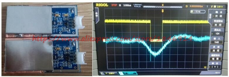 CC-PIN semiconductor Radiation detector Metal detector Visual dose rate instrument CX1601