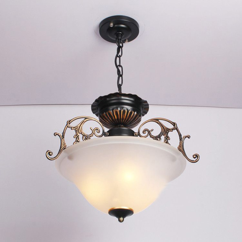 European kitchen glass chain chandelier lighting fixtures dining european kitchen glass chain chandelier lighting fixtures dining room chinese pendant lamp balcony corridor hanging lamp lights in pendant lights from arubaitofo Gallery