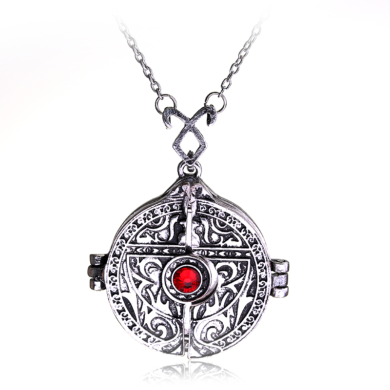 The Mortal Instruments City of Bones Statements Necklace