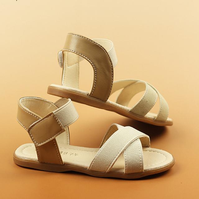 Niñas Zapatos de La Princesa 2016 Muchachas de la Marca Bebé Sandalias Niños Zapatos Niños Sandalias de Las Muchachas Zapatos de Verano el envío libre