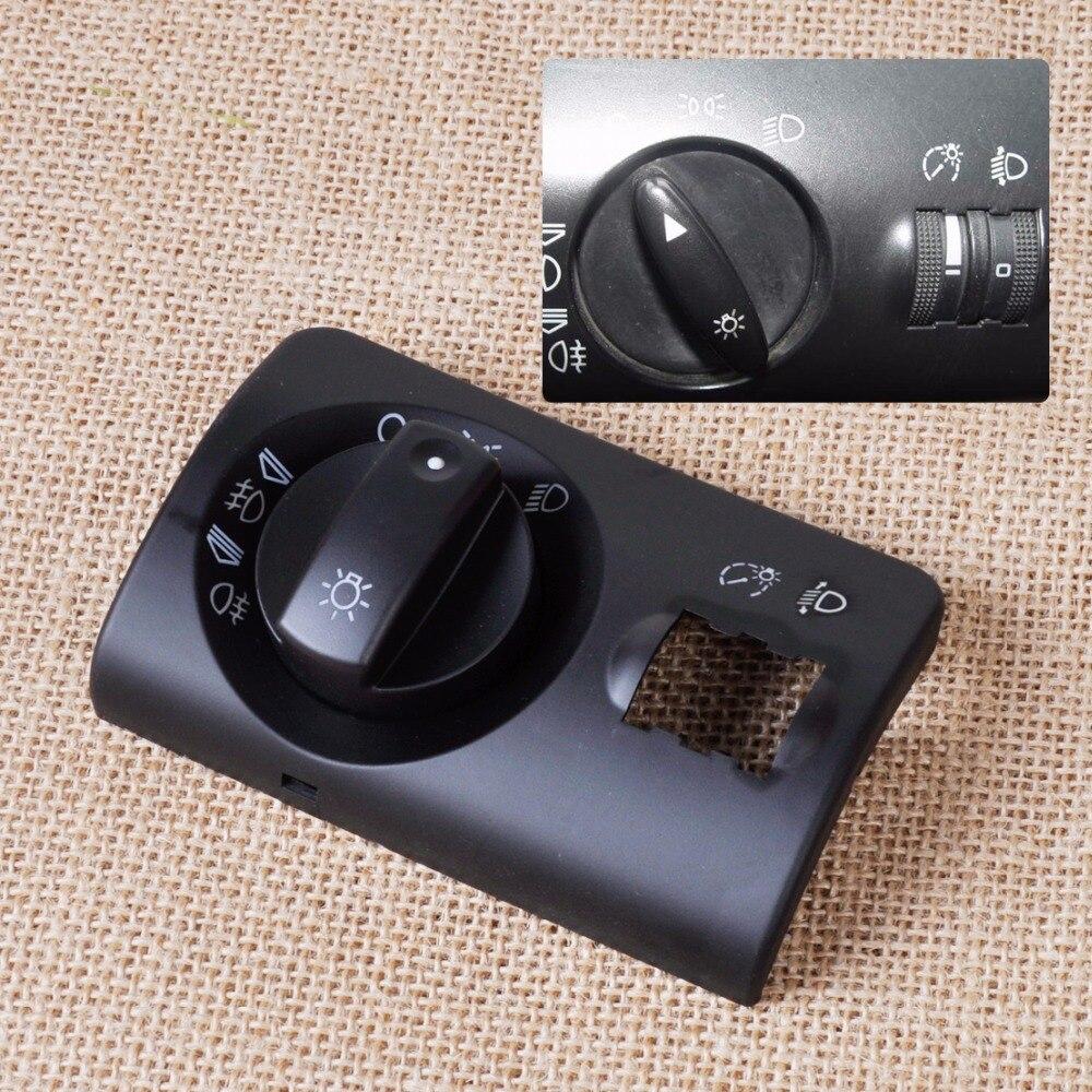 DWCX High Quality Headlight Fog Light font b Lamp b font Control Switch Repair Kit Cover