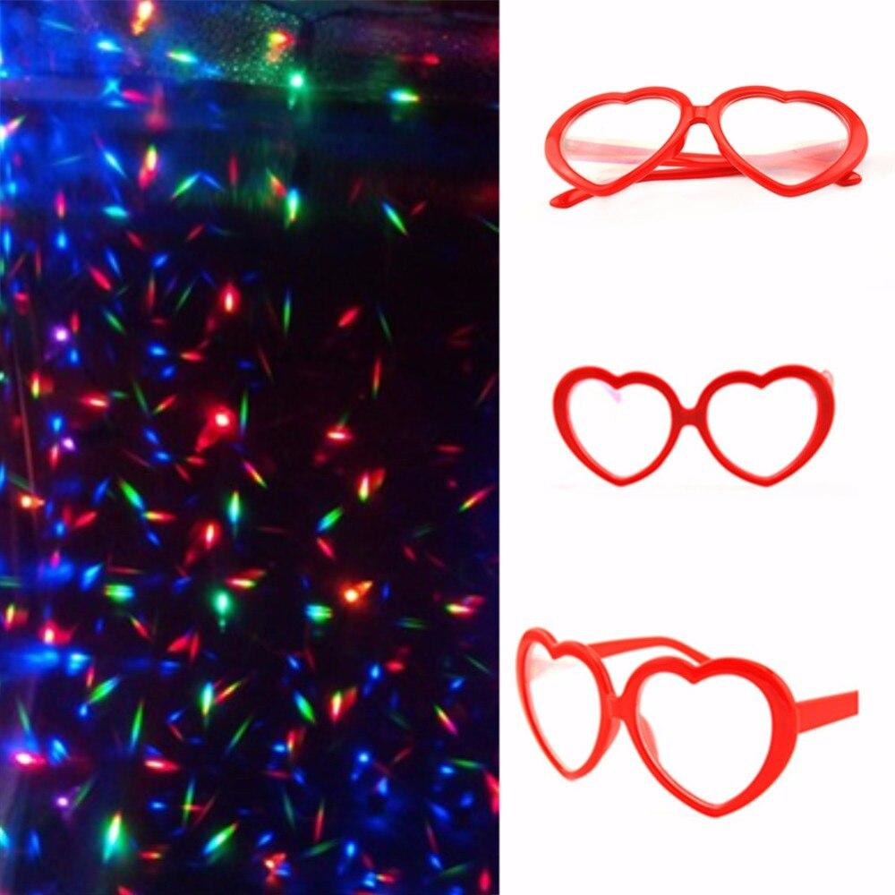 Black Wormhole Kaleidoscope Diffraction Glasses Rave Festival Costume Defqon1