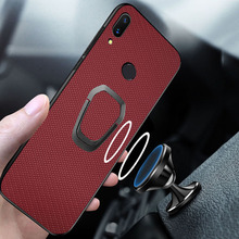 купить Case for meizu 16xs 16s 16x Holder Ring Back Cover case for meizu note 9 16 16th phone case дешево