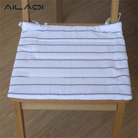 2017 High Quality Nordic Wind Cotton Chair Pad Thin Section Japanese Cotton Dinette Cushion Factory Direct