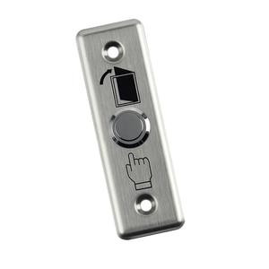 Image 3 - Botón de salida de acero inoxidable, interruptor pulsador, Sensor de puerta, liberación de apertura para bloqueo magnético, Control de acceso, protección de seguridad del hogar