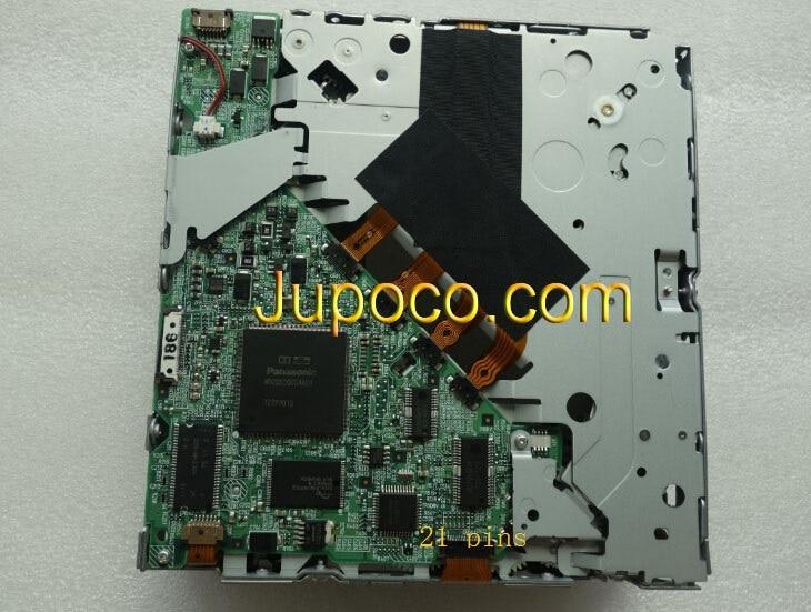 100%New Matsushita 6 Disc DVD/CD changer mechanism for ESCALADE navigation systems G&M PN:25798198 Supernav PN: 28095246