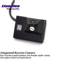 Liandlee Car Reverse Camera For Toyota Land Cruiser 120 Prado 1998~2009 Rear View Backup Parking Camera / SONY CCD HD Integrated