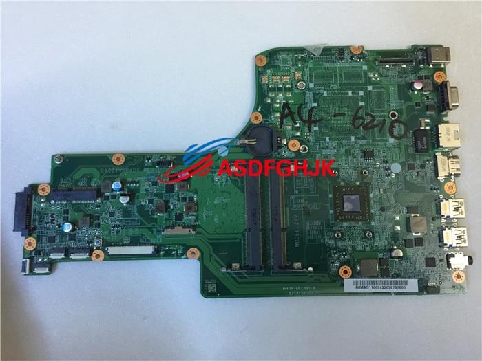 Original DA0ZYVMB6D0 NBMND11003 NB. MND11.003 LAPTOP MOTHERBOARD FOR acer aspire E5-721 A4-6210 DDR3 Test OK
