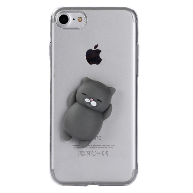 coque anti stress chat iphone 6