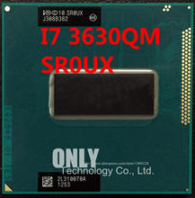 オリジナルプロセッサインテル i7 3630QM SR0UX PGA 2.4 クアッドコア 6 メガバイトのキャッシュ TDP 45 ワット 22nm ノートパソコンの Cpu ソケット G2 HM76 HM77 I7 3630qm