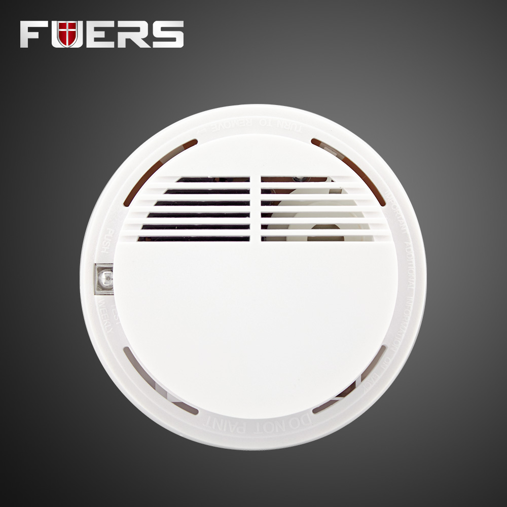 Professional Sale Wholesale Wireless Independent Smoke Detector Sensor Home Alarm System Security Delaying Senility Back To Search Resultssecurity & Protection
