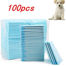 4 Size Pet Diaper Super Absorbent Dog Training Pee Pads Healthy Clean Wet Mat  пеленки для собак cat dog diapers
