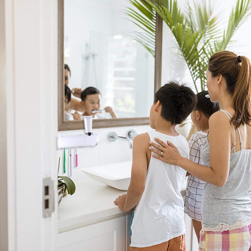 recarregável sanitize com 3 m adesivo titular para a família