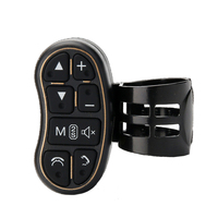 Car Styling Steering Wheel Controler Audio Volume Bluetooth Control Universal