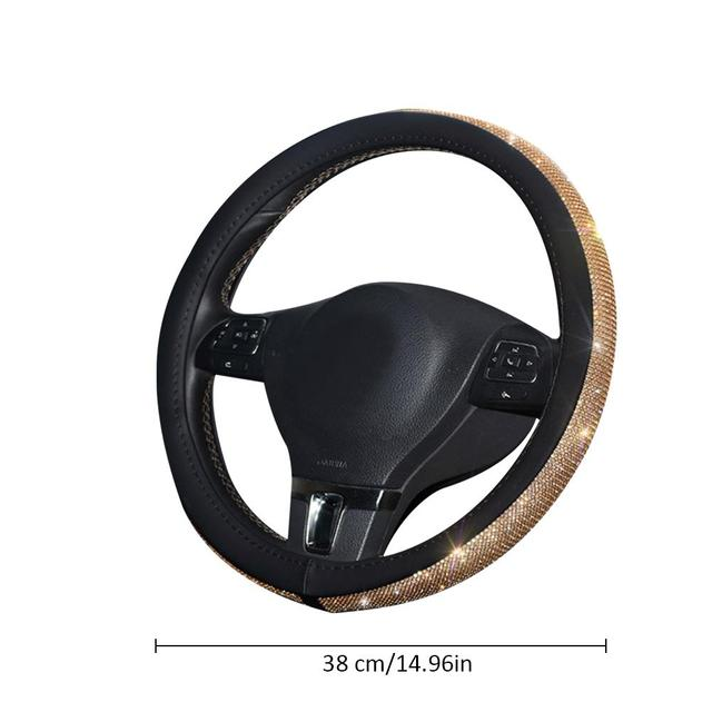 Cover For Heated Steering Wheel.